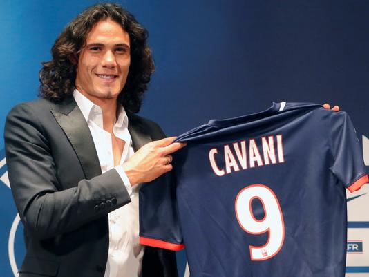 Edinson Cavani Short And Long Hairstyles 2019 Hair Color