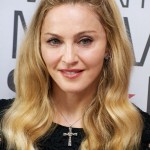 Madonna New Hairstyle 2017 Long Curly009