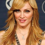 Madonna New Hairstyle 2017 Long Curly