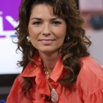 Shania Twain Visits The Marilyn Denis Show in Toronto on May 9, 2011