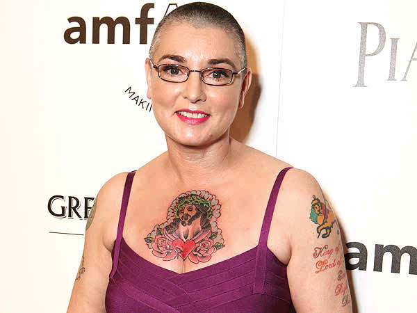 Sinead O'Connor Haircut 2018 and Hair Colour005