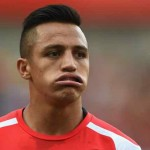 Alexis Sanchez Haircut 2017 Arsenal002