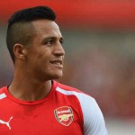 Alexis Sanchez Haircut 2017 Arsenal004