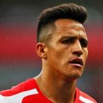 Alexis Sanchez Haircut 2017 Arsenal006