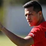Alexis Sanchez Haircut 2017 Arsenal007