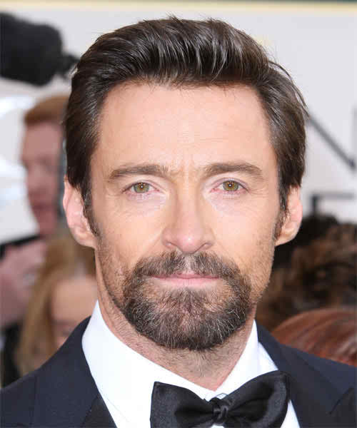 Hugh Jackman latest hairstyle 2019
