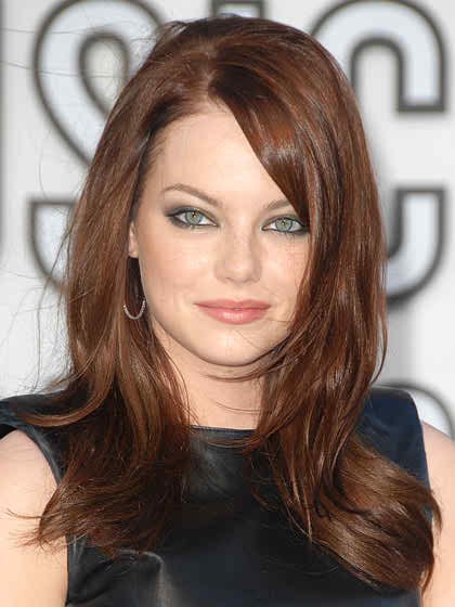 Haircuts For Round Faces And Thick Hair 2019 Hairstyle