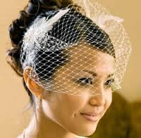 African American Wedding Hairstyles 2019 With Birdcage Veil