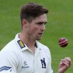 Chris Woakes New Haircut Pictures