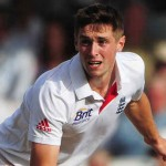 Chris Woakes New Hairstyle Side shaved
