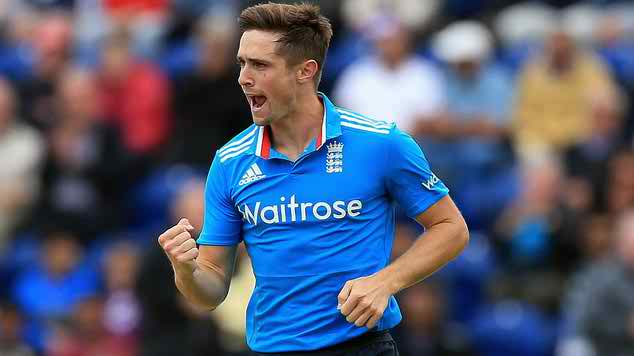 Chris Woakes New Hairstyles 2019 Photos