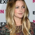 Drew Barrymore hairstyles 2017 and Hair color 08