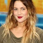 Drew Barrymore hairstyles 2017 and Hair color 15