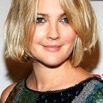 Drew Barrymore hairstyles 2015 and Hair color 16