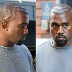 Kanye West New Haircut 2019 Pictures