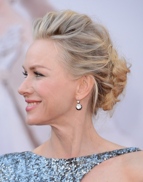 Naomi Watts Short Hairstyles And Haircut 2016