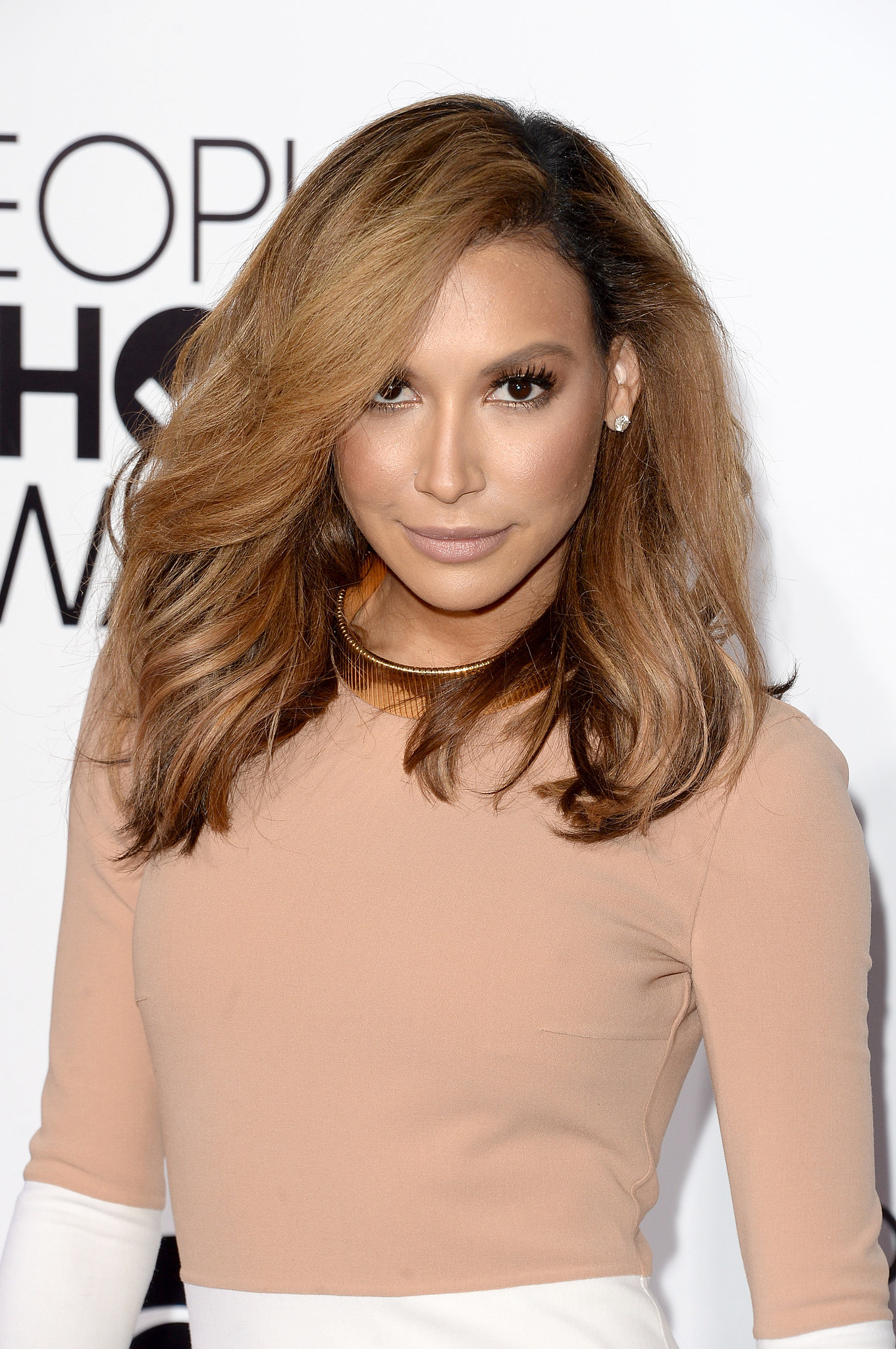 Naya Rivera Hairstyles And Hair Color With Extension