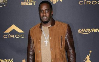 P. Diddy Haircut 2021 Pictures