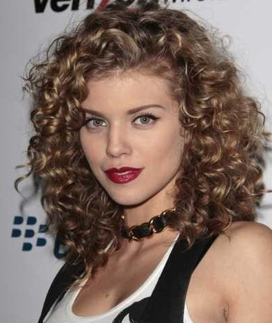 Pretty Hairstyles For Naturally Curly Hair