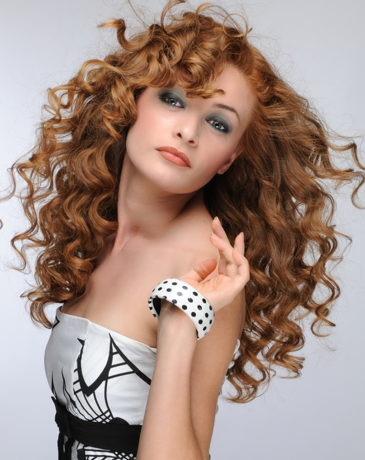 Quick Hairstyles For Curly Hair For School