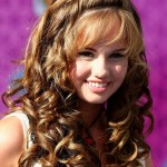Quick Hairstyles For Curly Hair For School 07