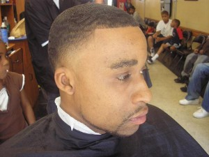 Taper Fade Haircut Styles Pictures For Black Men