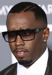 P. Diddy Haircut 2019 Picture