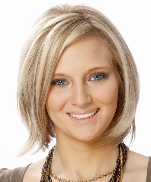 Hairstyles For Fine Straight Hair Over 40, 50, 60