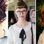 Hairstyles For Oval Faces With Glasses