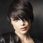 Short Hairstyles For Round Faces 20170014