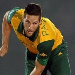 Wayne Parnell New Hairstyle 2018 Pictures