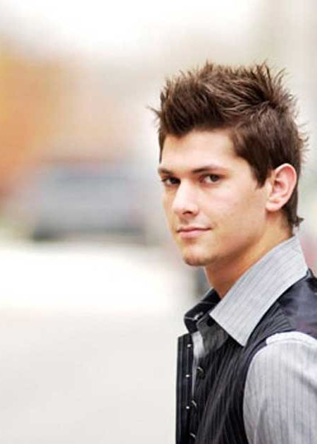 Spiky Hairstyles For Men With Medium Hair