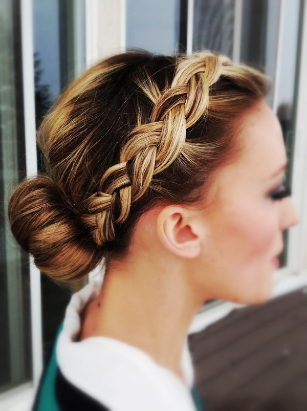 French Braid Hairstyles 2018 For Long Hair