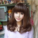 Korean Shoulder Length Hairstyles 20170011