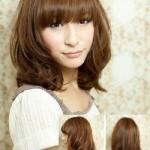 Korean Shoulder Length Hairstyles 20170012