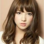 Korean Shoulder Length Hairstyles 2017002
