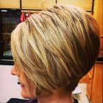 Short Bob Hairstyles 2017 With Bangs 0010