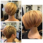 Short Bob Hairstyles 2017 With Bangs 0011