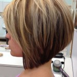 Short Bob Hairstyles 2017 With Bangs 0012