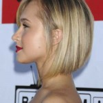 Short Bob Hairstyles 2017 With Bangs 0015