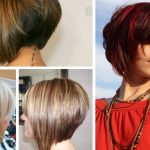 Short Bob Hairstyles 2018 With Bangs