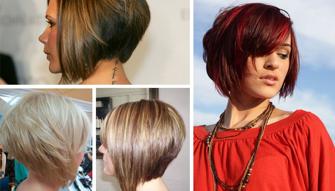 Short Bob Hairstyles 2017 With Bangs 003