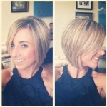 Short Bob Hairstyles 2017 With Bangs 008