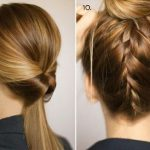 Summer Knotted Hairstyles 2018 For Long Hair