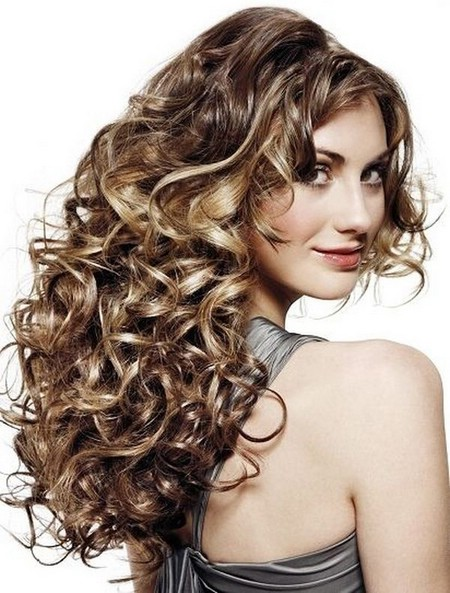 Summer Spiral Hairstyles 2018 For Long Hair