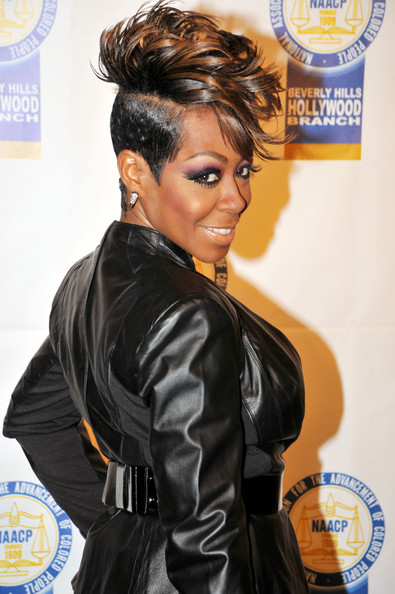 Tichina Arnold Short Hairstyles Pictures001