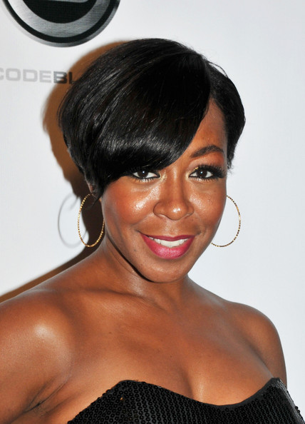 Tichina Arnold Short Hairstyles Pictures0012