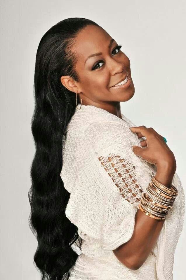 Tichina Arnold Short Hairstyles Pictures003