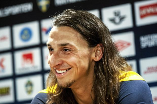 Zlatan Ibrahimovic 2016 Long Hair Haircut Pictures