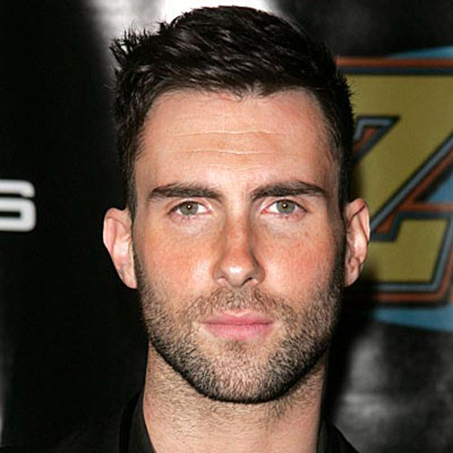 Adam Levine Fade Haircut 2019